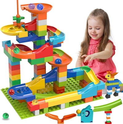 COUOMOXA Marble Run