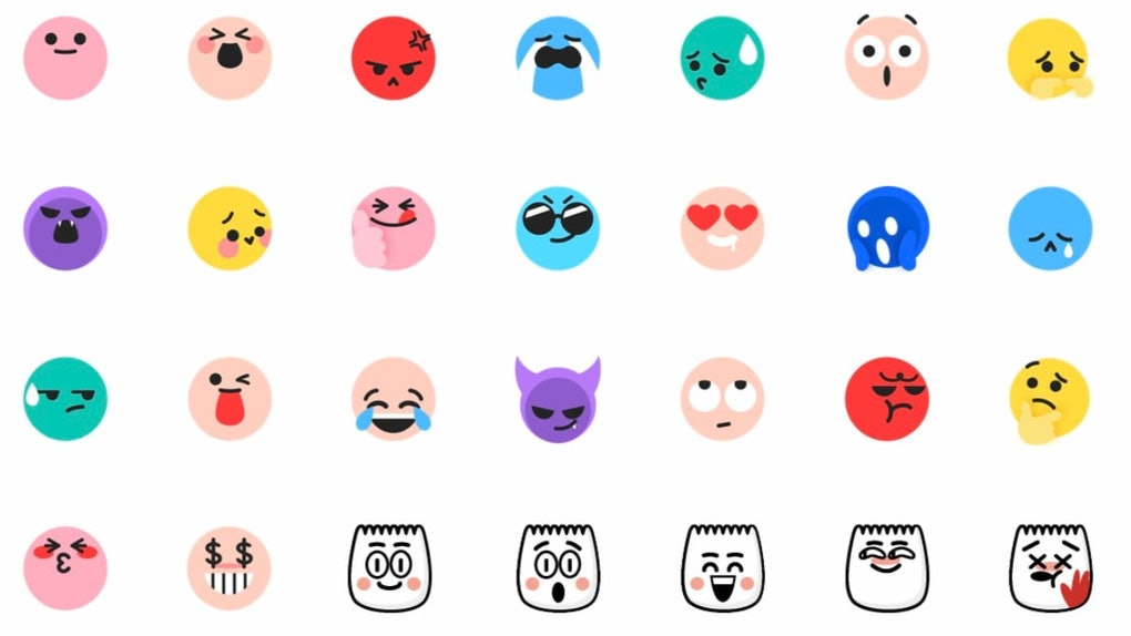 This TikTok emoji list with codes includes 46 symbols.