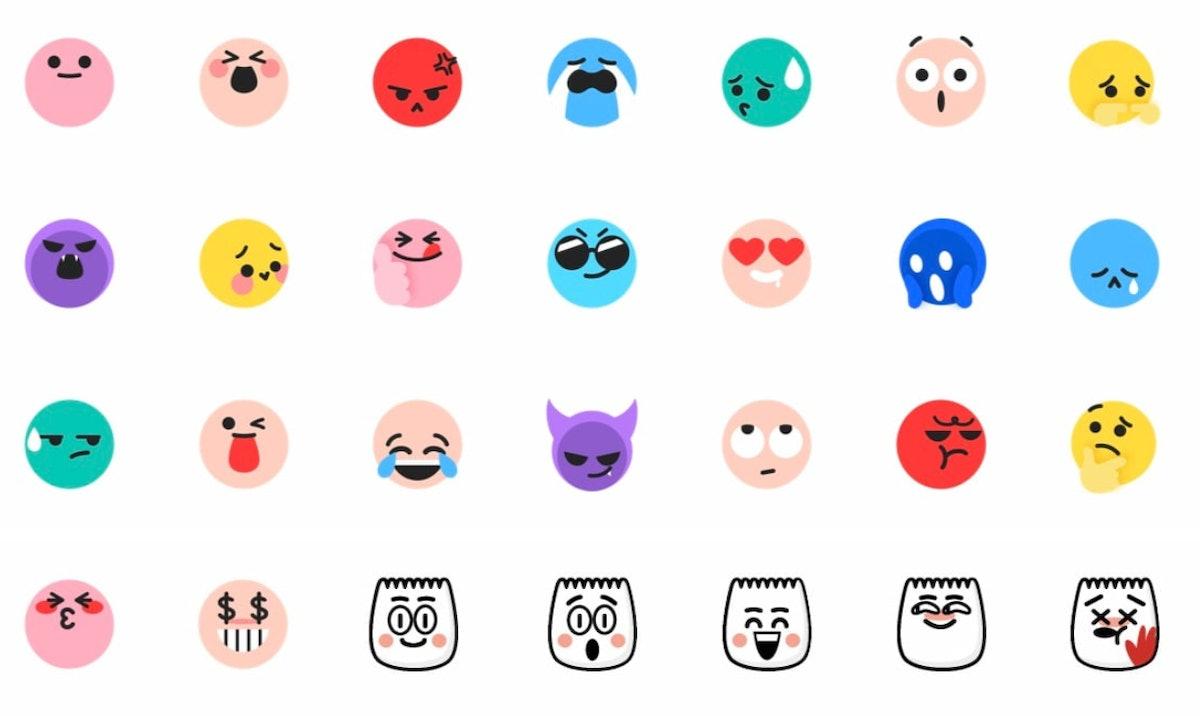 This TikTok emoji list with codes includes 46 symbols.