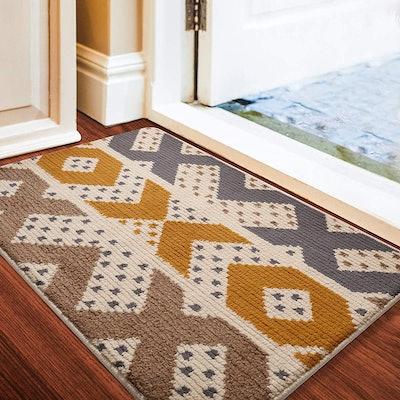 Color&Geometry Washable Doormat