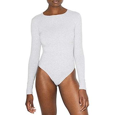 American Apparel Long-Sleeved Bodysuit