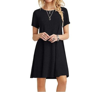 POPYOUNG T-Shirt Dress