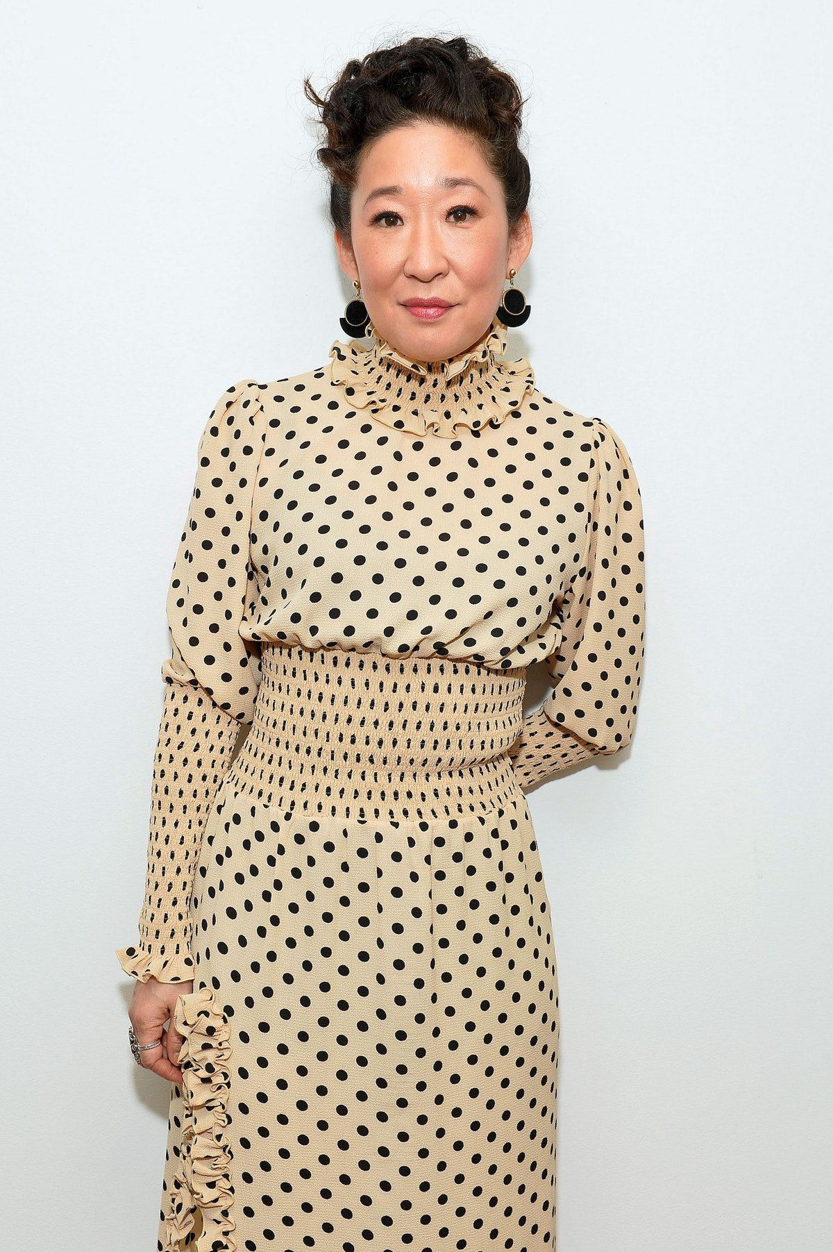 Sandra Oh, supporter of Stop Asian Hate