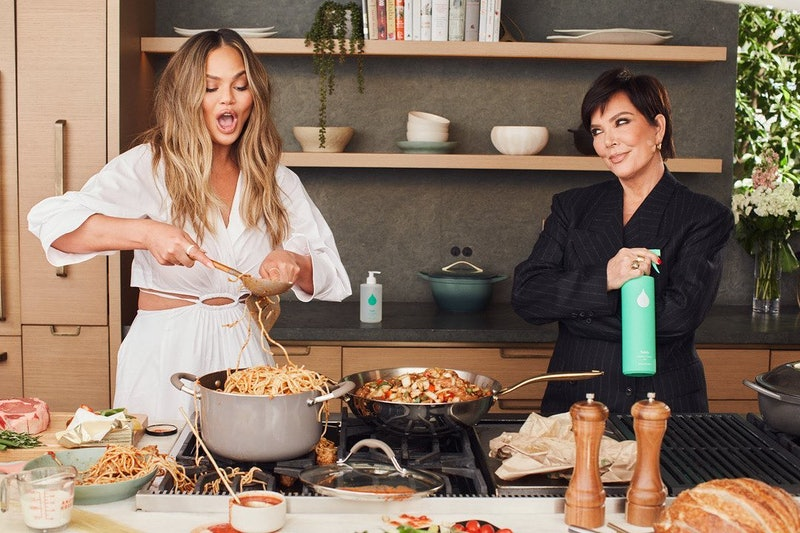 Safely Chrissy Teigen Kris Jenner Cleaning Products