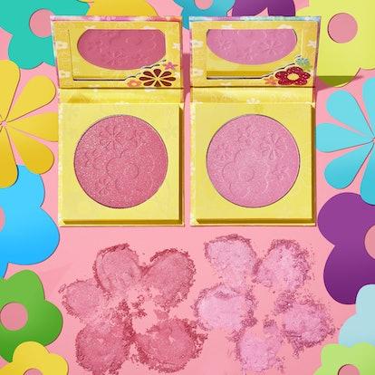 ColourPop x Disney Lizzie McGuire Blushes