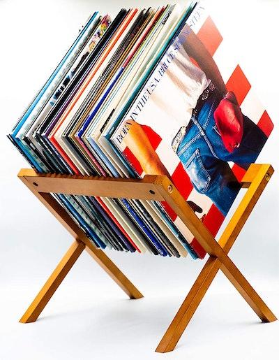 The HHC Vinyl Record Holder Rack