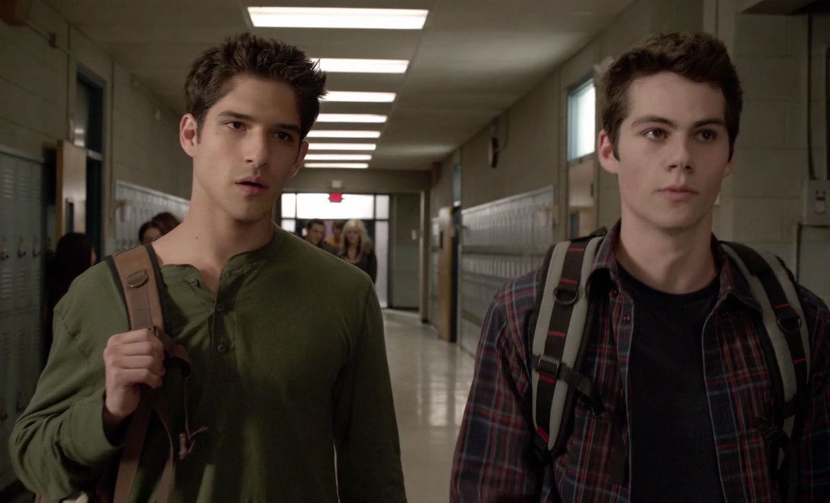 Hulu added all six seasons of 'Teen Wolf' and fans took to Twitter to celebrate.