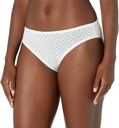 Amazon Essentials Women's Cotton Stretch Bikini Panty (10-Pack)