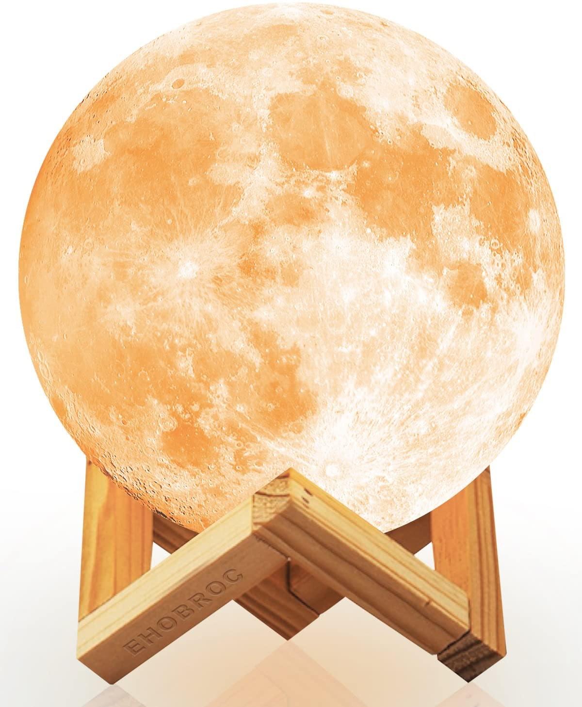 Ehobroc 3D Moon Lamp