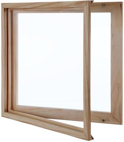 KAIU Vinyl Record Frame Solid Wood