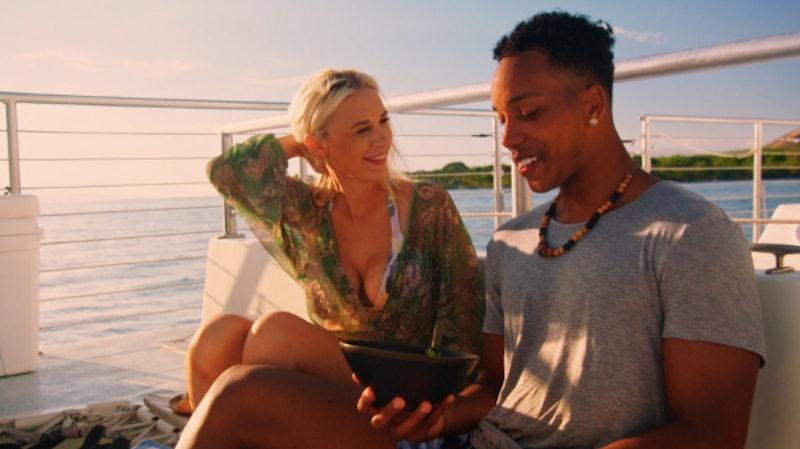 Kendal and Alexcys on 'Temptation Island' Season 3