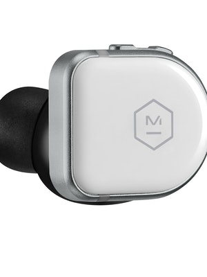 Master & Dynamic MW08 wireless earbuds with hybrid active noise-cancellation and 42-hour battery life