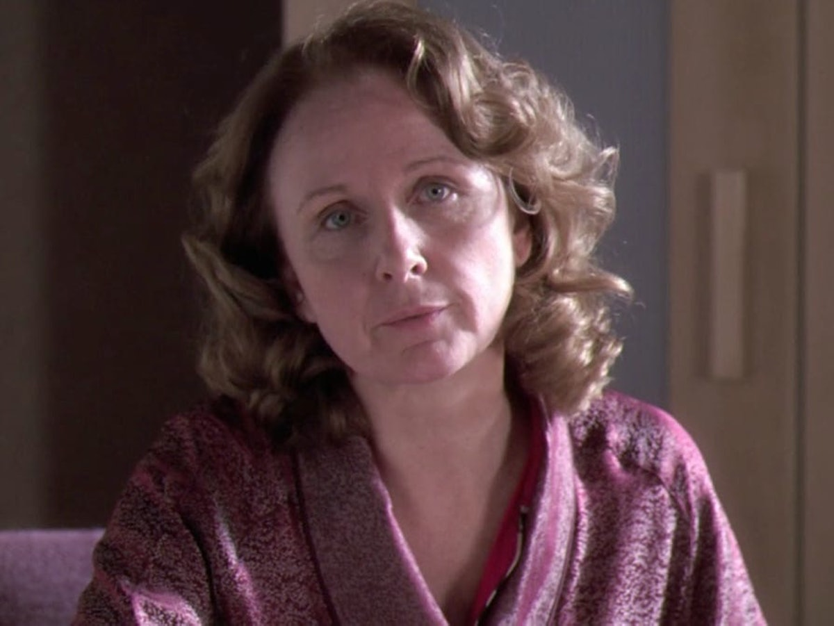 Ellis Grey in Grey's Anatomy.