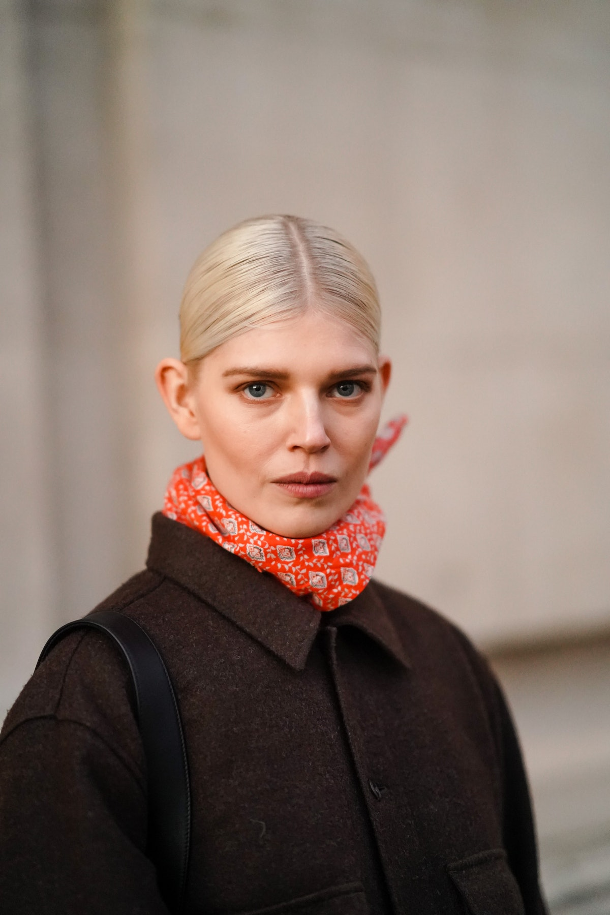 street style from Paris Fashion Week Haute Couture Spring/Summer 2021