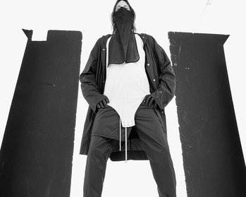 Rick Owens x Champion collection