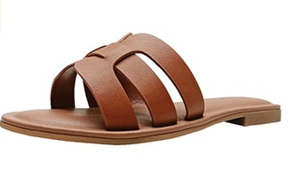 The Drop H-Band Slide Sandal