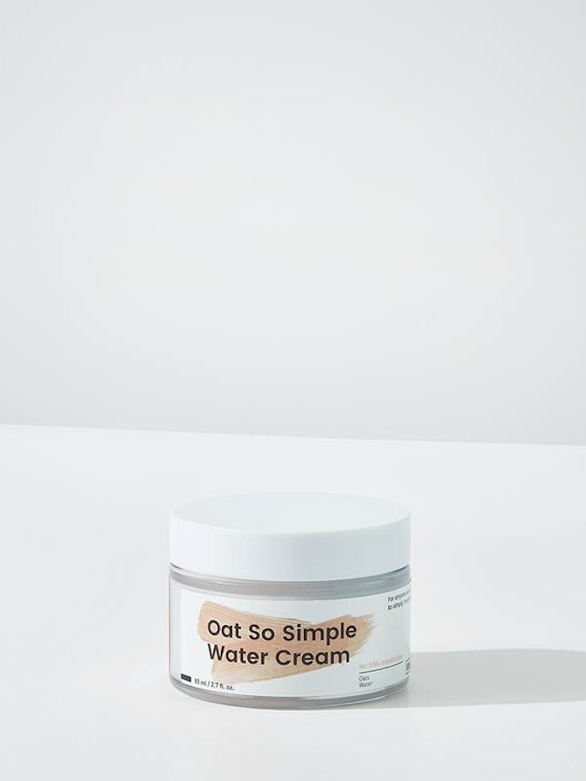 KraveBeauty Oat So Simple Water Cream