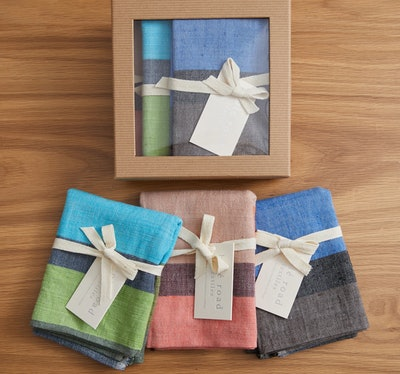 Afar Tea Towels Set of 3
