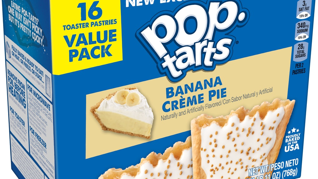 These Pop-Tarts dessert flavors for Summer 2021 include three pie-inspired offerings.