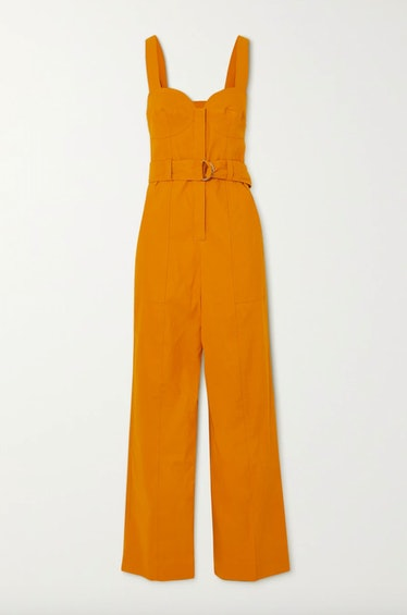 Cyprus Belted Jumpsuit