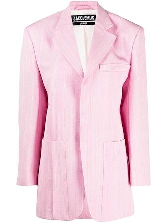La Veste D'homme Oversized Suit Jacket