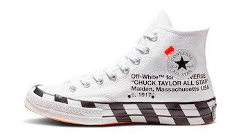 Converse x Off-White Chuck 70 2.0