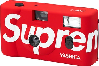 Supreme Yashica MF-1 Camera