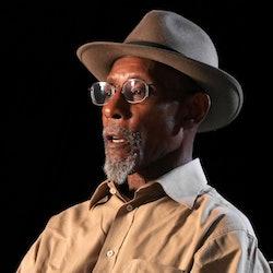 Poet Linton Kwesi Johnson