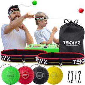 TEKXYZ Boxing Reflex Ball (2-Pack)