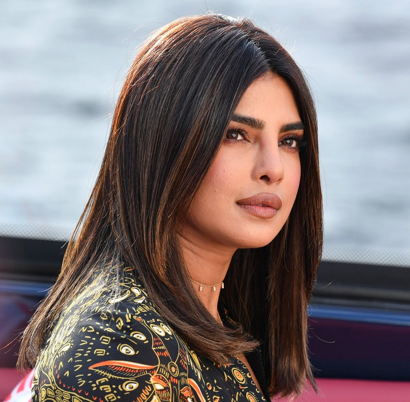 Details about Priyanka Chopra's new hair products.