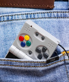 The FunKey S Game Boy emulator. Games. Handheld Games. Video games. Gaming.