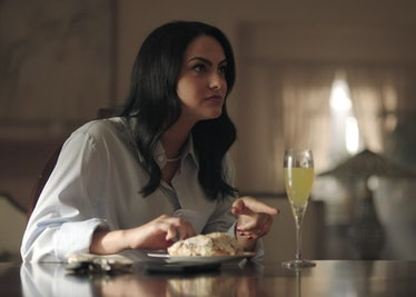 Camila Mendes as Veronica Lodge on The CW's 'Riverdale'