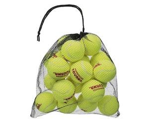 Tourna Tennis Ball Mesh Carry Bag (18-Pack)