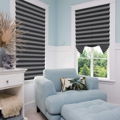 SEEYE Blackout Temporary Blinds (2-Pack)