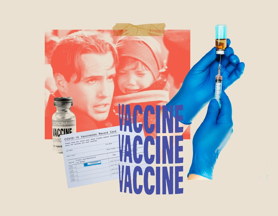 young people are getting the covid vaccine early.