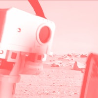 This parody Mars rover is a foul-mouthed Twitter drama queen