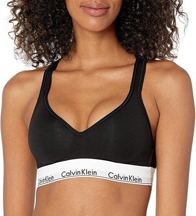 Calvin Klein Modern Cotton Lightly Lined Bralette