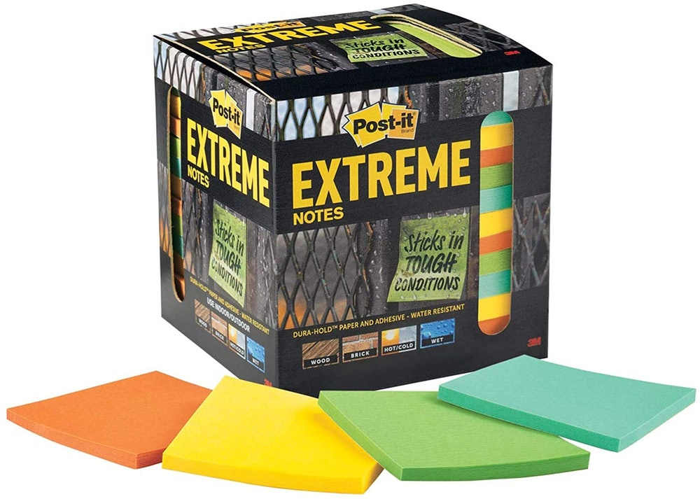 Post-It Extreme Notes (12 Pads)