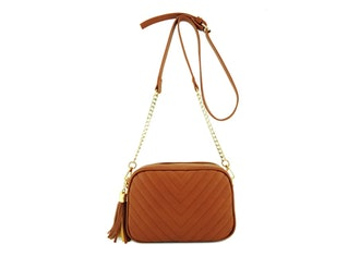 153corp Tassel Crossbody Bag