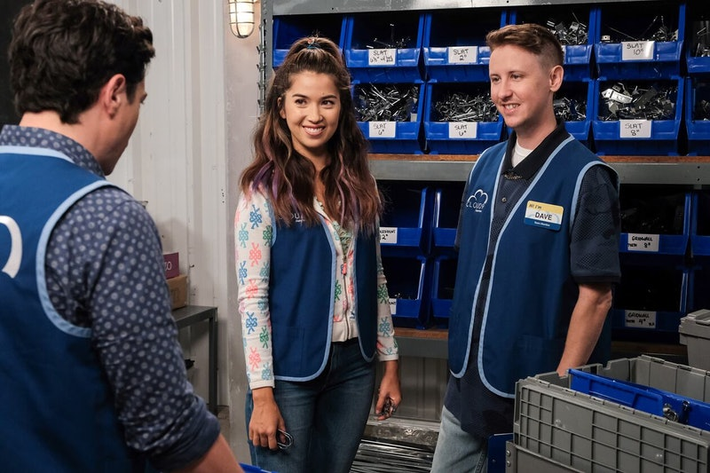 Cheyenne and Bo on 'Superstore' via the NBC press site