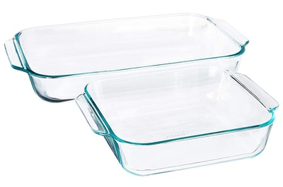 Pyrex Basics Baking Dish Set (Set Of 2)