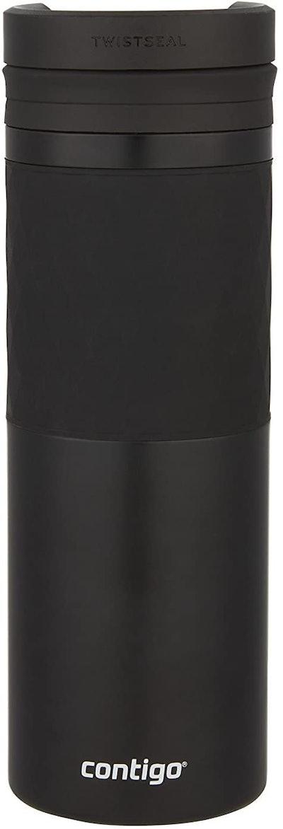Contigo TWISTSEAL Glaze Vacuum-Insulated Stainless Steel Travel Mug with Ceramic Coating