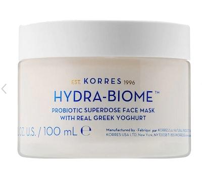 Korres Greek Yoghurt Probiotic Superdose Face Mask