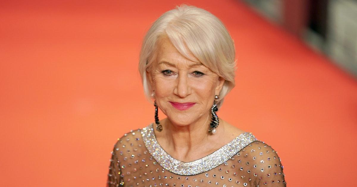 Helen Mirren is The Latest in the 'Oscar Winner to Superhero Film' Pipeline