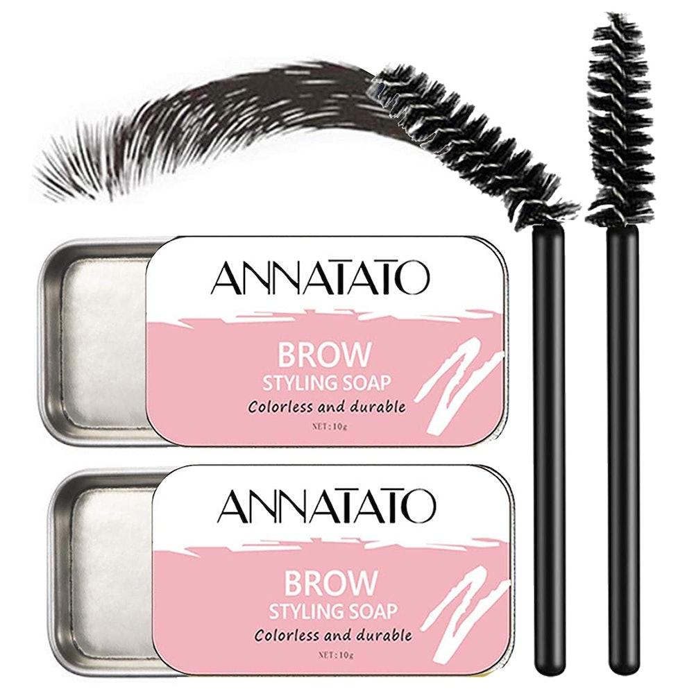 ANNATATO Eye Brow Soap (2-Pack)
