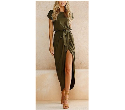 Yidarton Maxi Dress