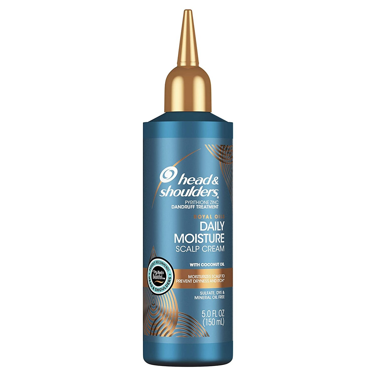 Head and Shoulders Daily Moisture Scalp Cream