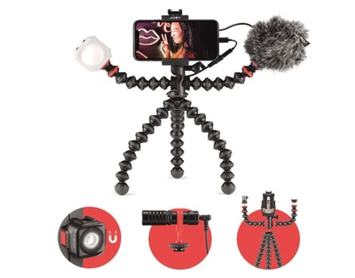 Joby GorillaPod Mobile Vlogging Kit