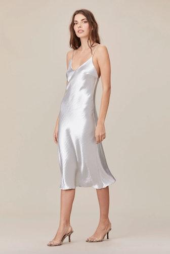 Shine Slip Dress