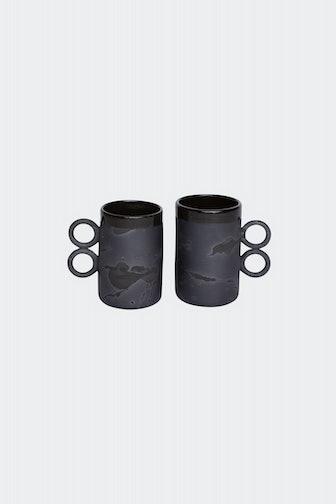 Double Handle Mug
